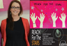 Reach for the Stars CD Launch