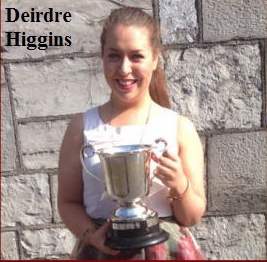 Deirde Higgins Awards