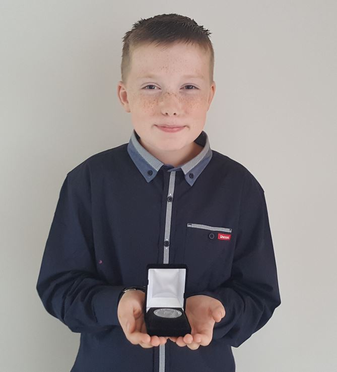 Cian Brady High Achiever Award