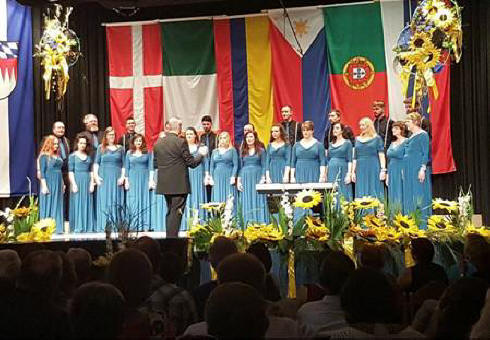 Chamber Choir Success Germany