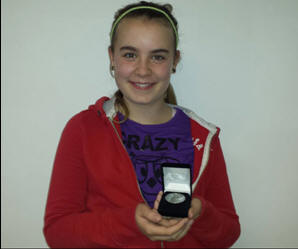 Aideen O'Halloran High Achiever Award
