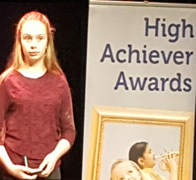 Lucy Fennelly High Achiever Award